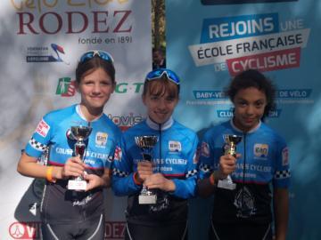 Cyclo cross à Rodez