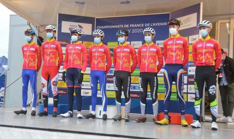 championnats de France Cadet